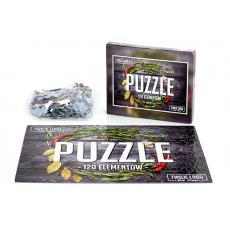 Puzzle reklamowe