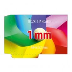 Teczki standard 1mm