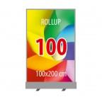 Rollup 100x200 cm